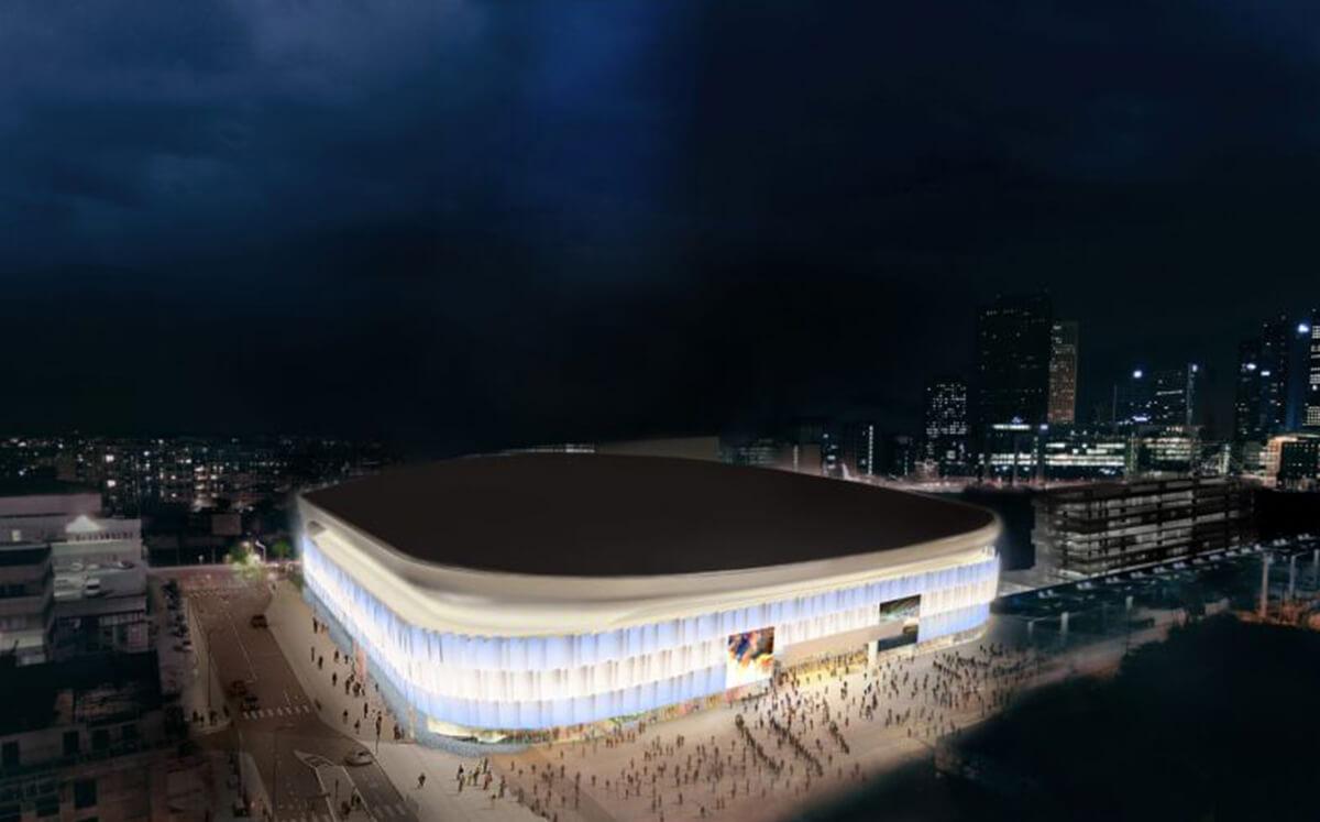Photos Paris - La Défense Arena