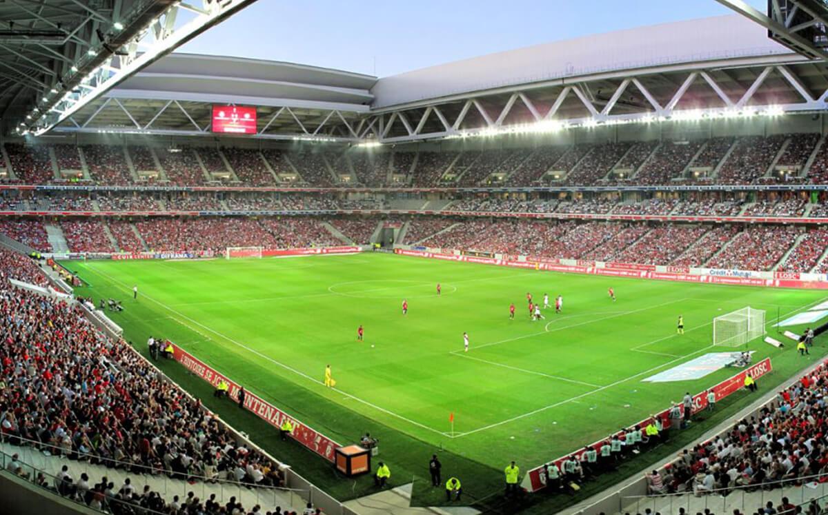 Photos Stade Pierre-Mauroy Lille LOSC